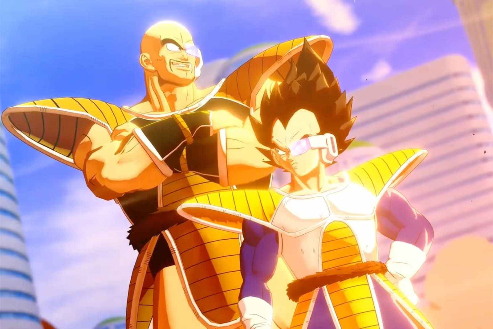 Dragon Ball Project Z Is Now Kakarot Arriving Early 2020