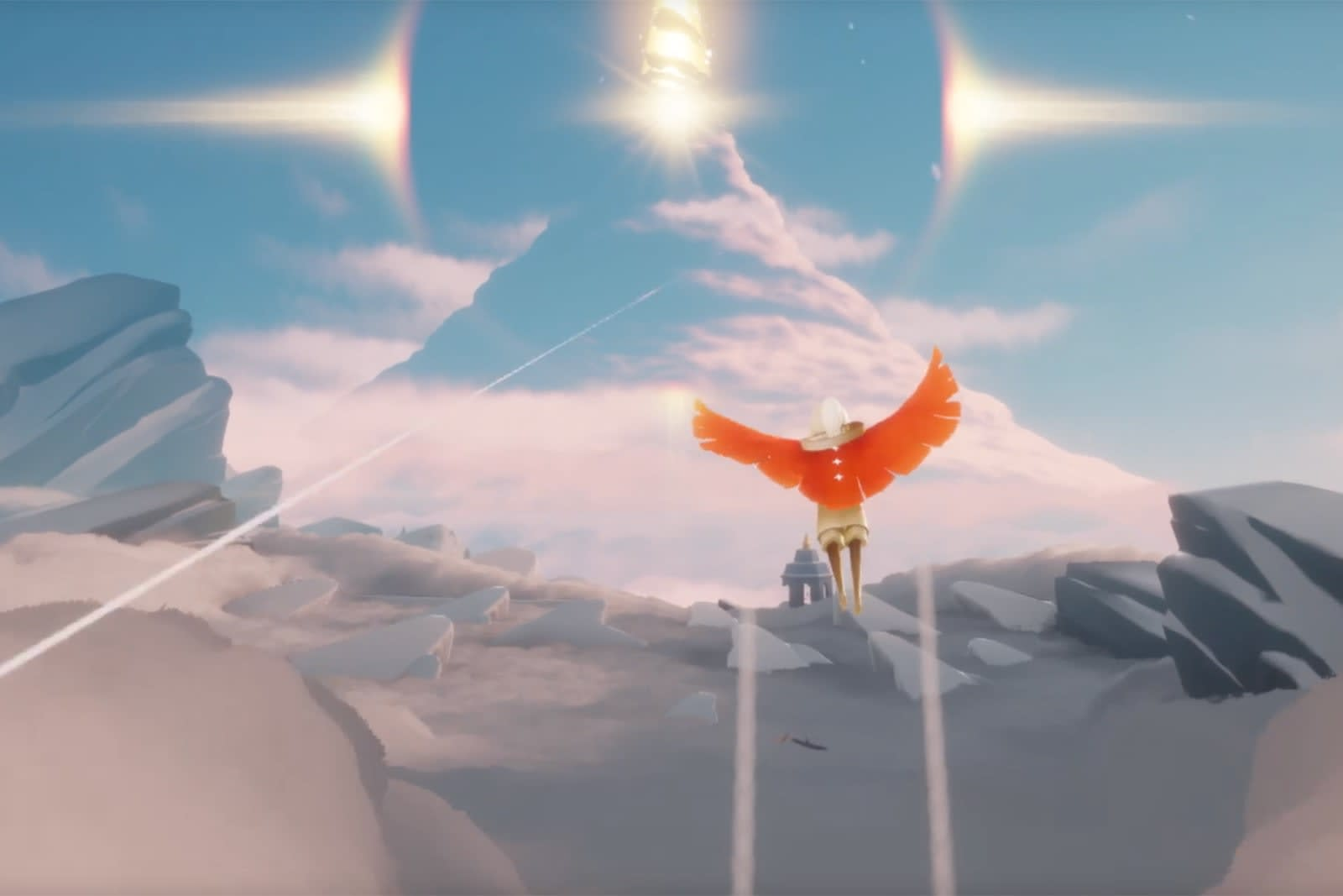 Journey Creators Mobile Game Sky Officially Launches
