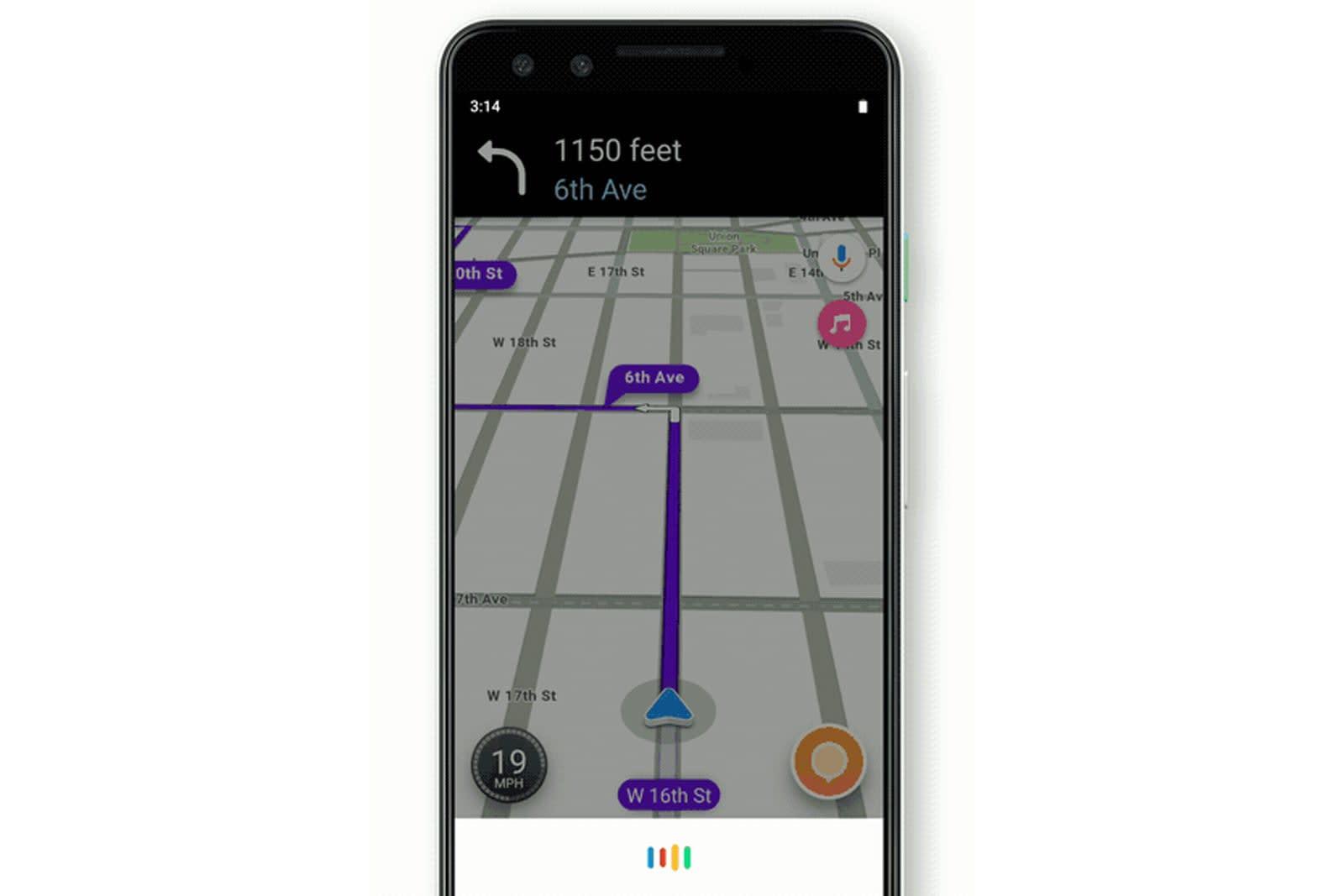 Google Assistant now offers navigation help in Waze