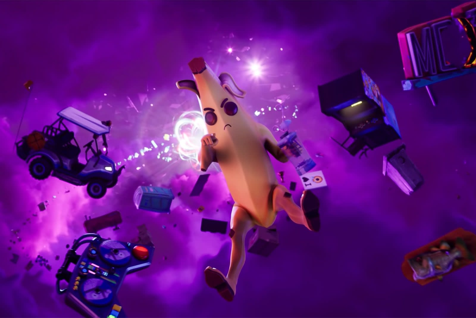 Fortnite Season 10 Trailer Is Filled With The Games