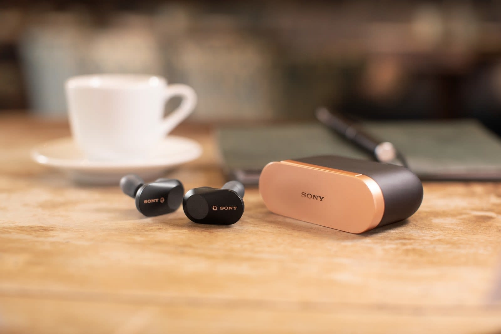 a2e58ca7e36 Sony's revamped wireless noise-canceling earbuds are a revelation