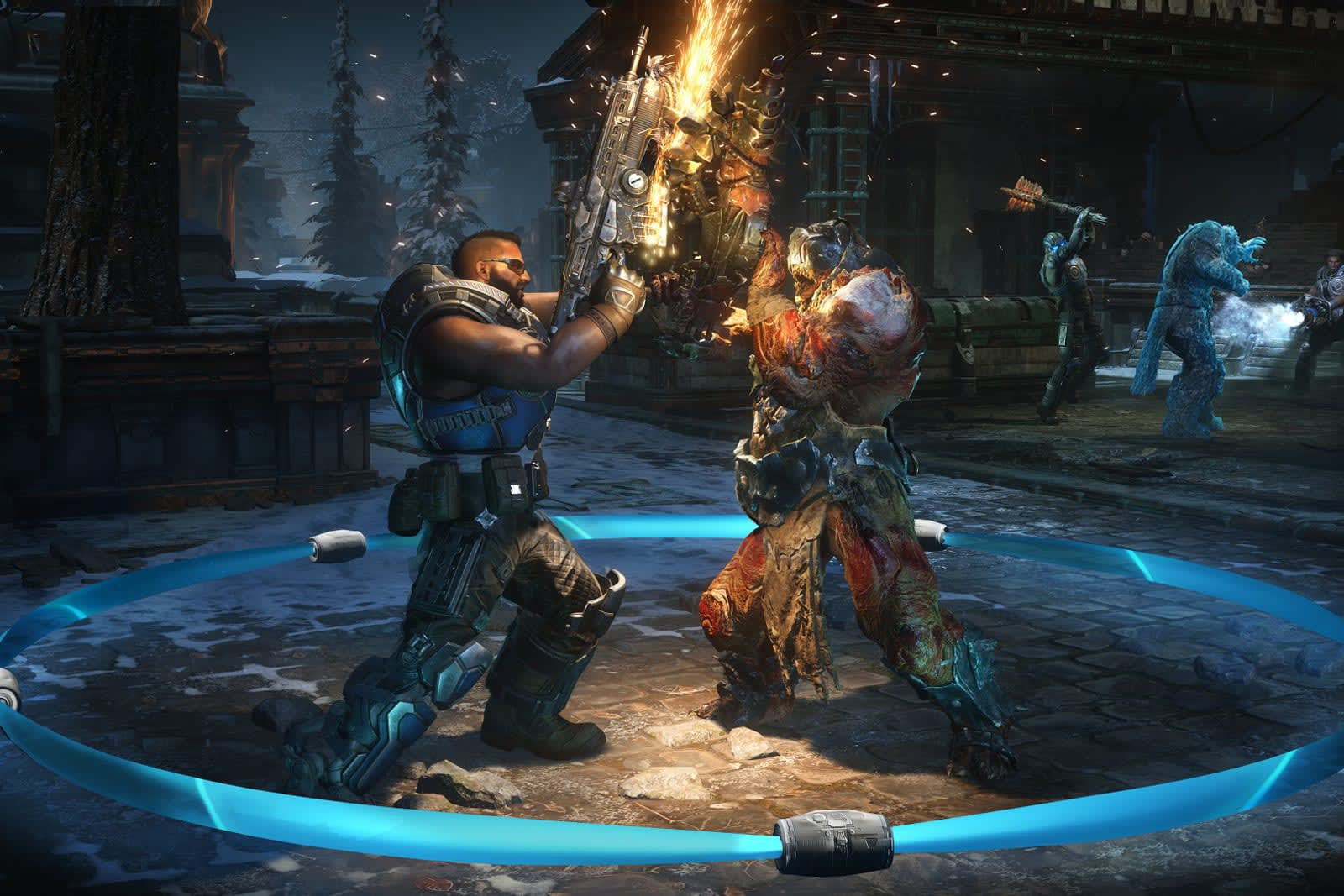 'Gears 5' multiplayer test starts July 19th