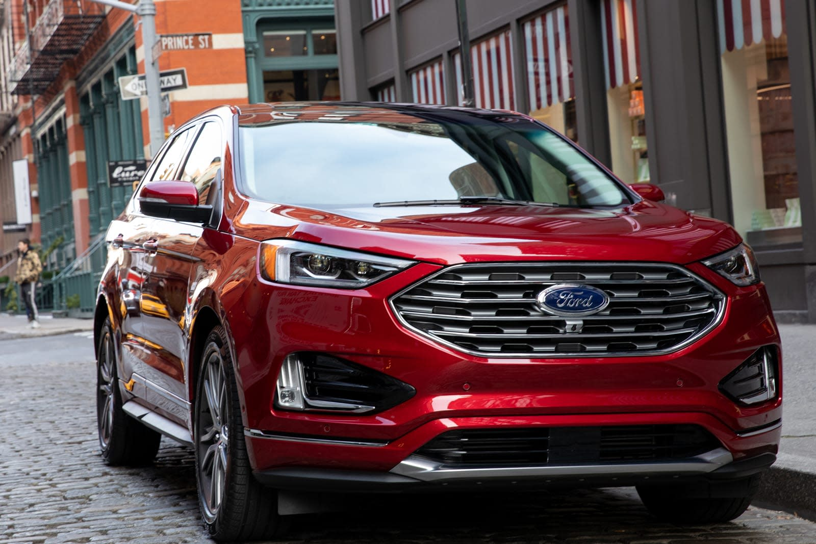 Ford will reportedly make two more electric SUVs by 2023