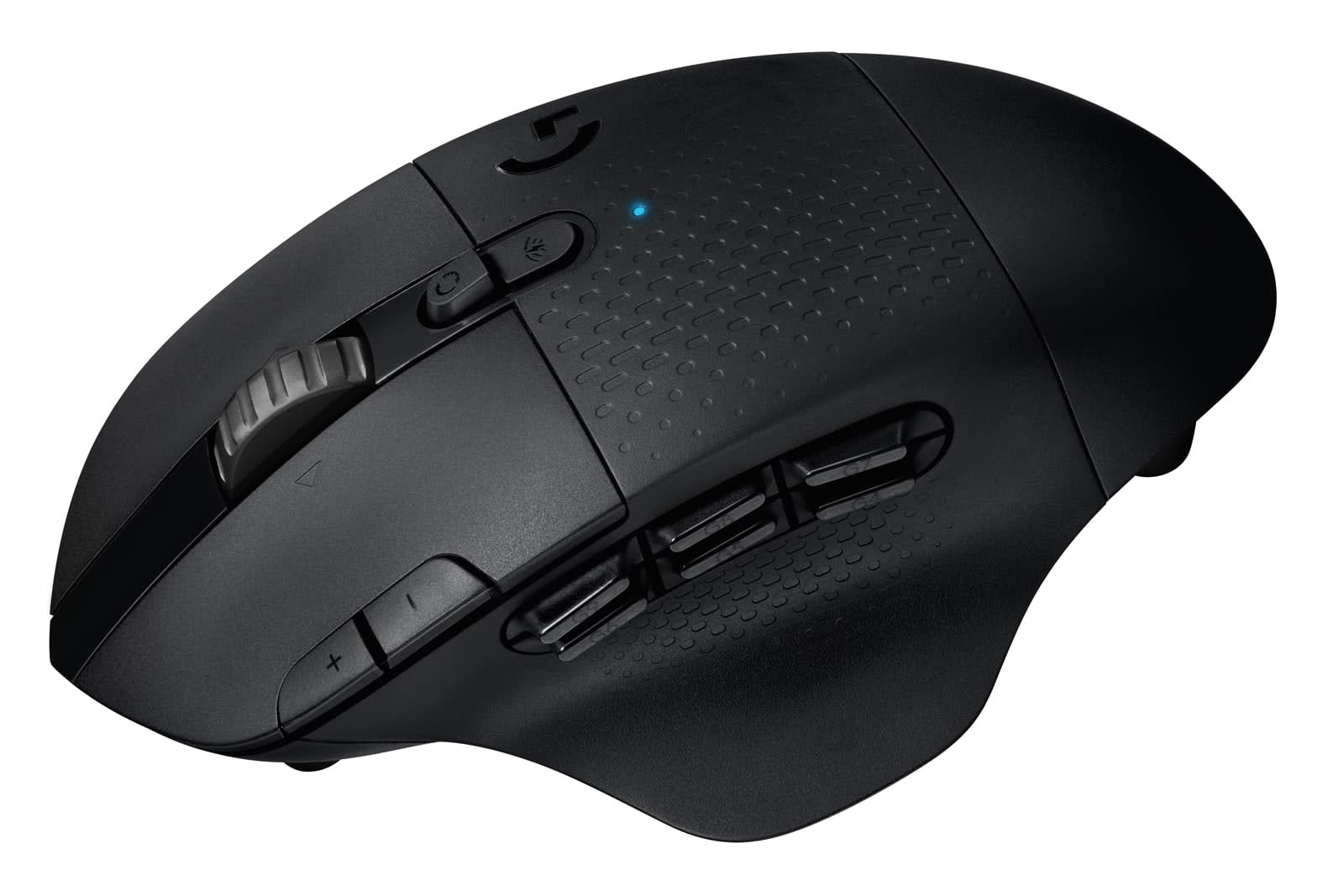 Best Fps Mouse 2020.Logitech S Newest Lag Free Gaming Mouse Is Loaded With Thumb
