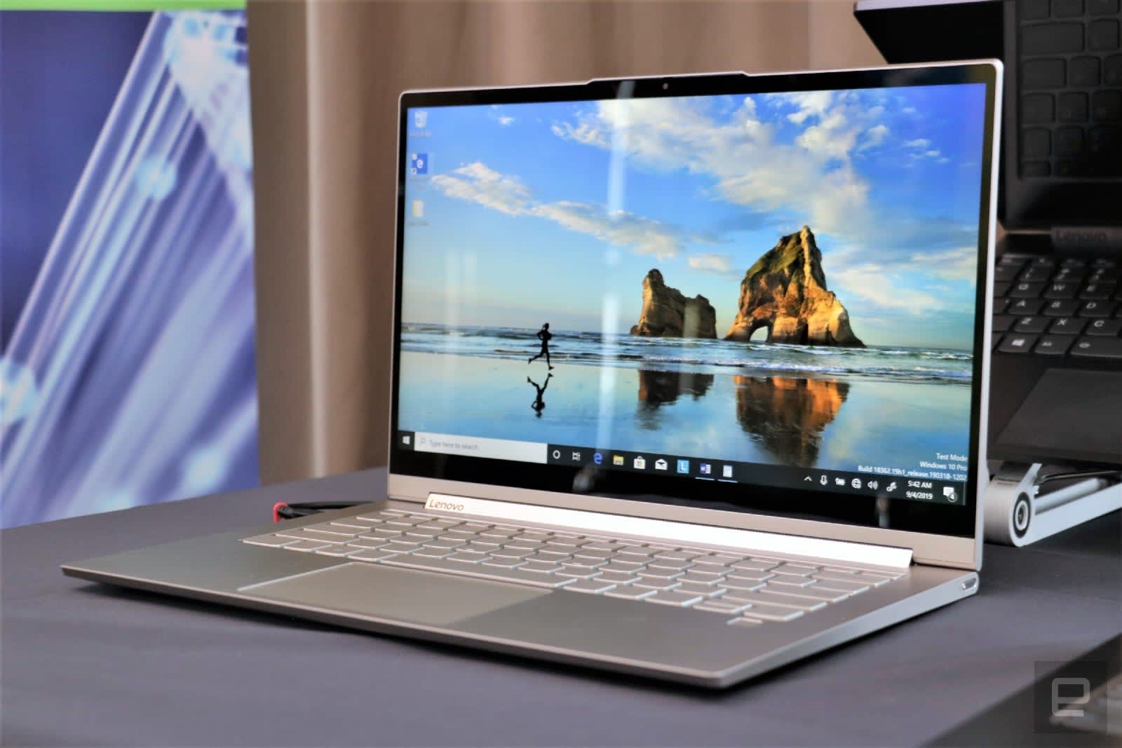 Lenovo's Yoga laptops get the 10th-gen Intel treatment and