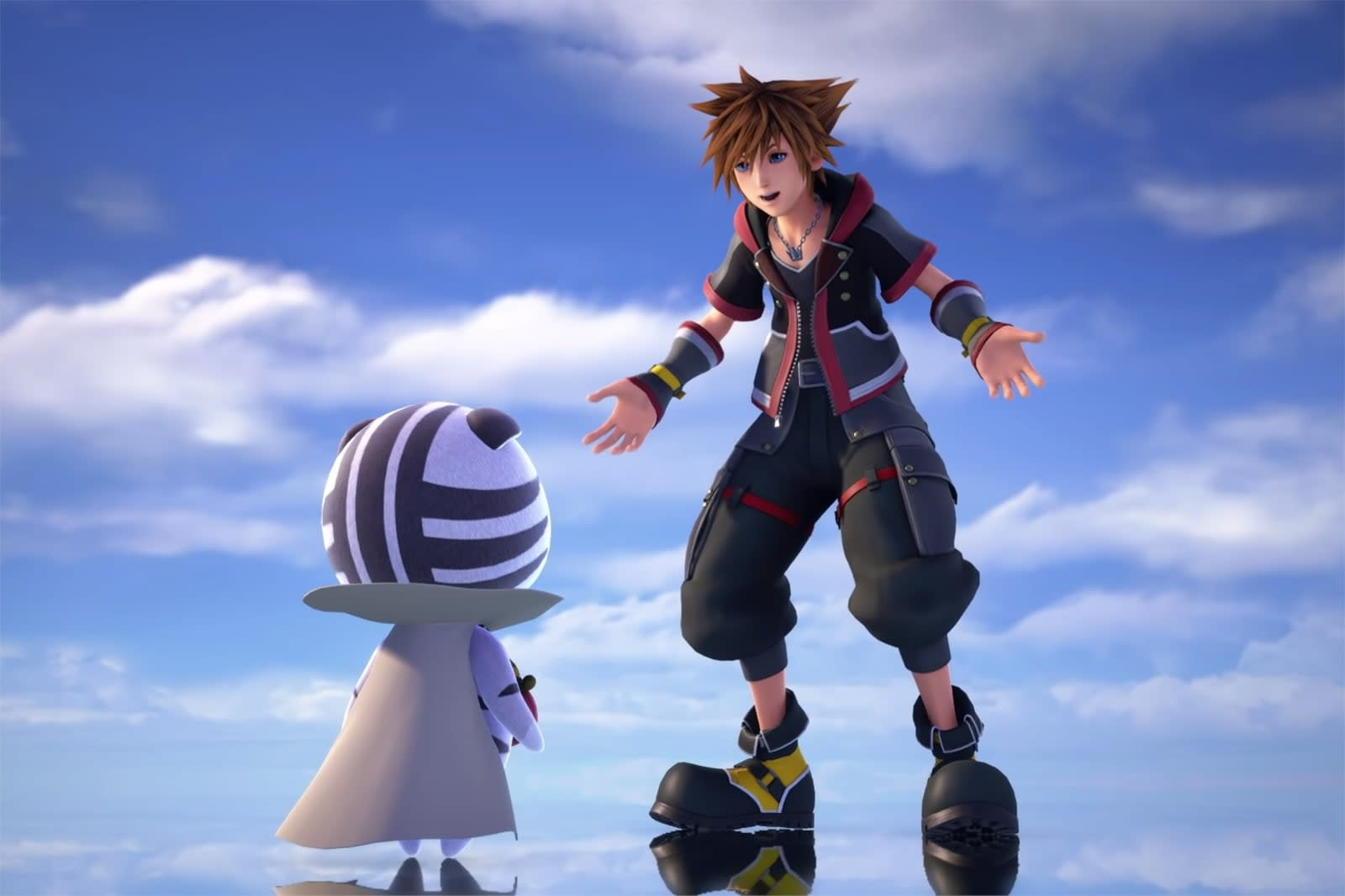 'Kingdom Hearts 3' continues with 'Re Mind' DLC this winter