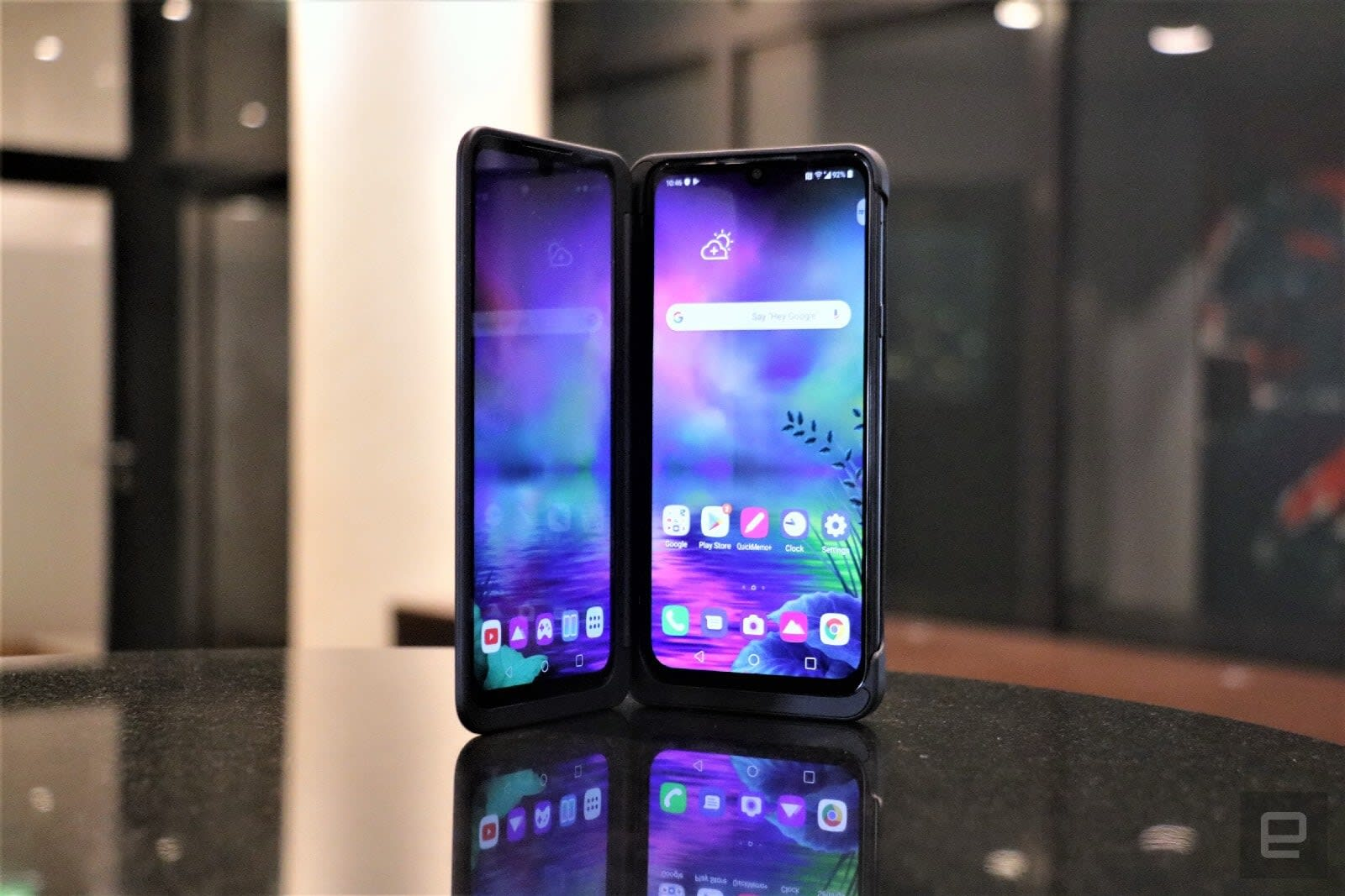 AT&T offers the LG G8X with a 'free' Dual Screen case