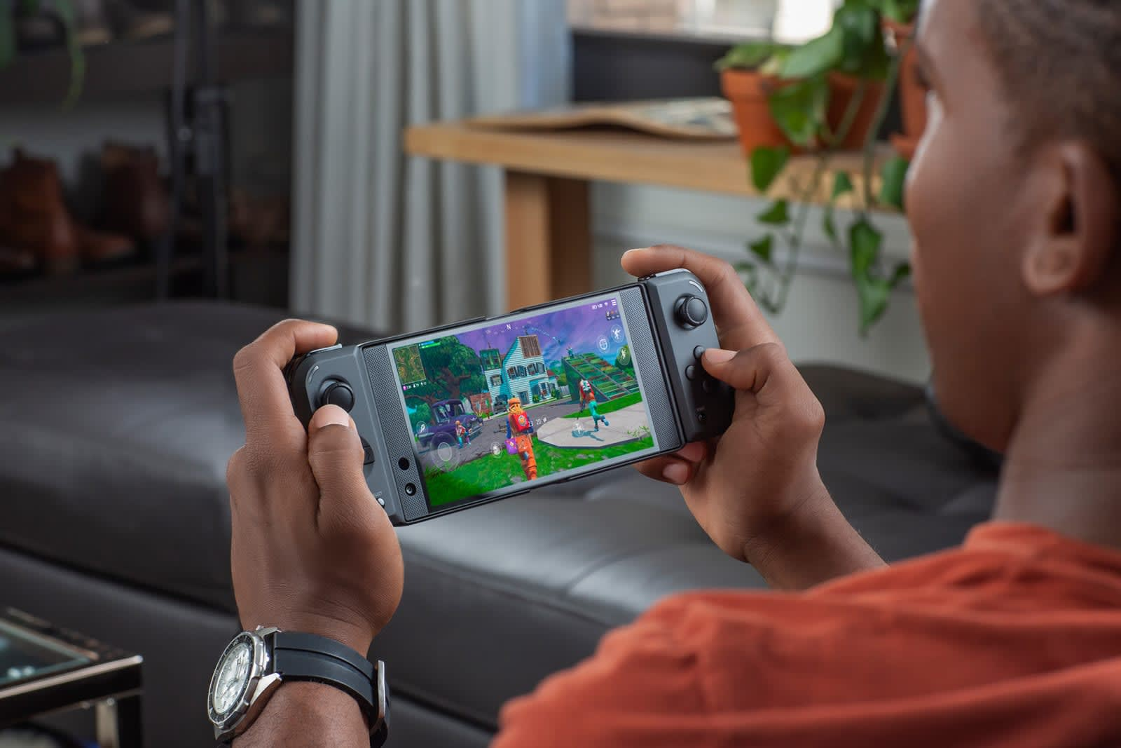 Razer game controller turns your phone into a wannabe Switch