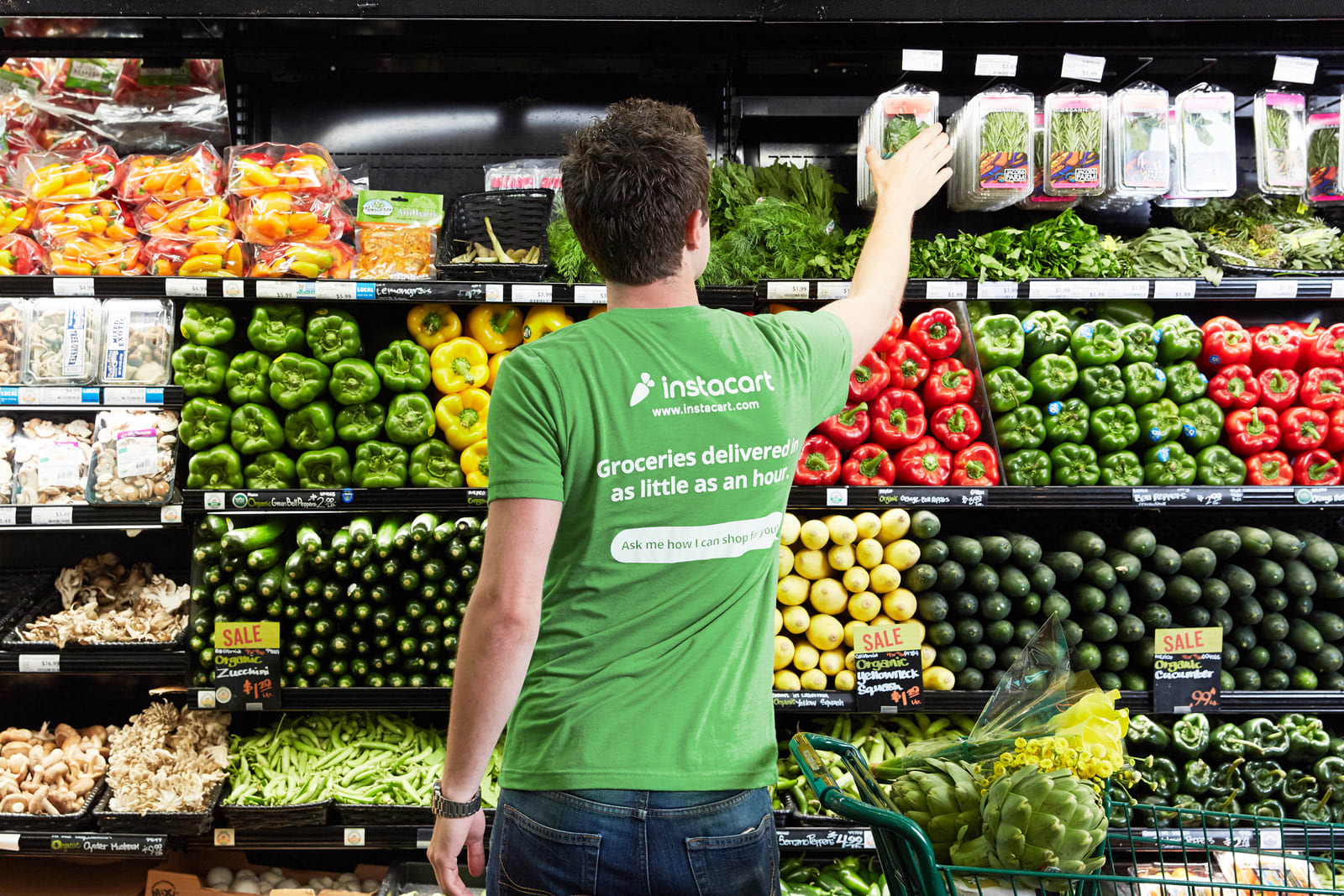 Instacart cuts quality bonuses for couriers