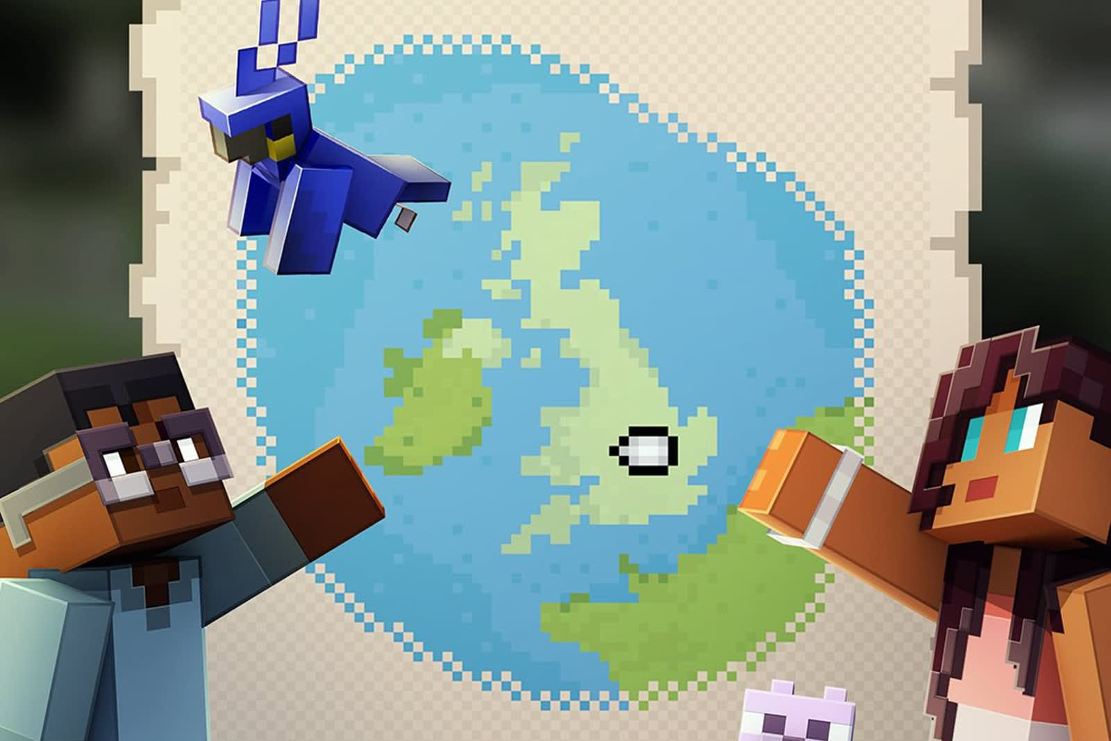 'Minecraft Earth' early access comes to the UK and 8 other countries