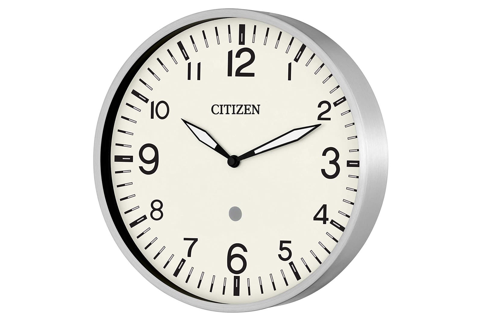 Citizen has a fancier alternative to Amazon's Alexa wall clock