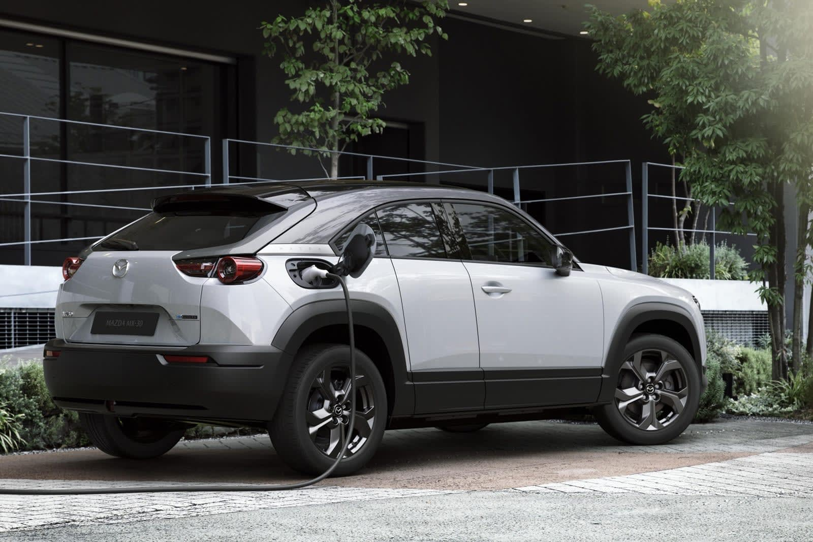 Image result for Mazda says EVs with large battery packs are worse for the environment than diesel cars