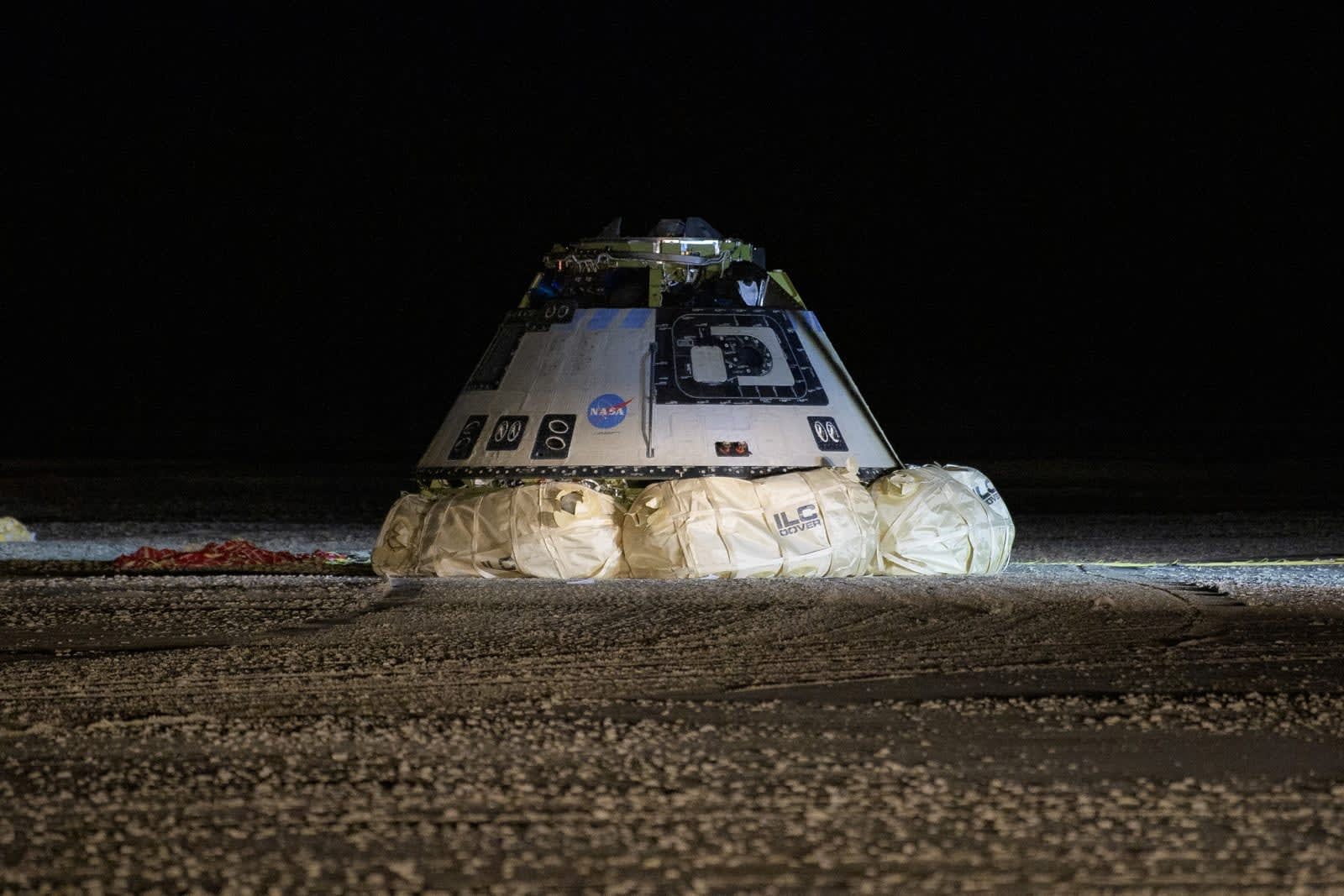 Boeing Starliner is the first US-made crew capsule to land on the ground