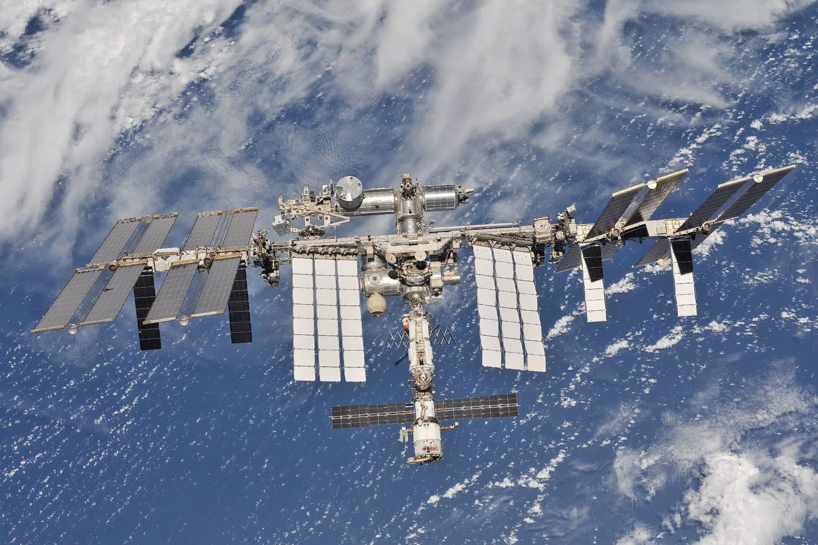 NASA picks space tourism outfit for its first commercial ISS module