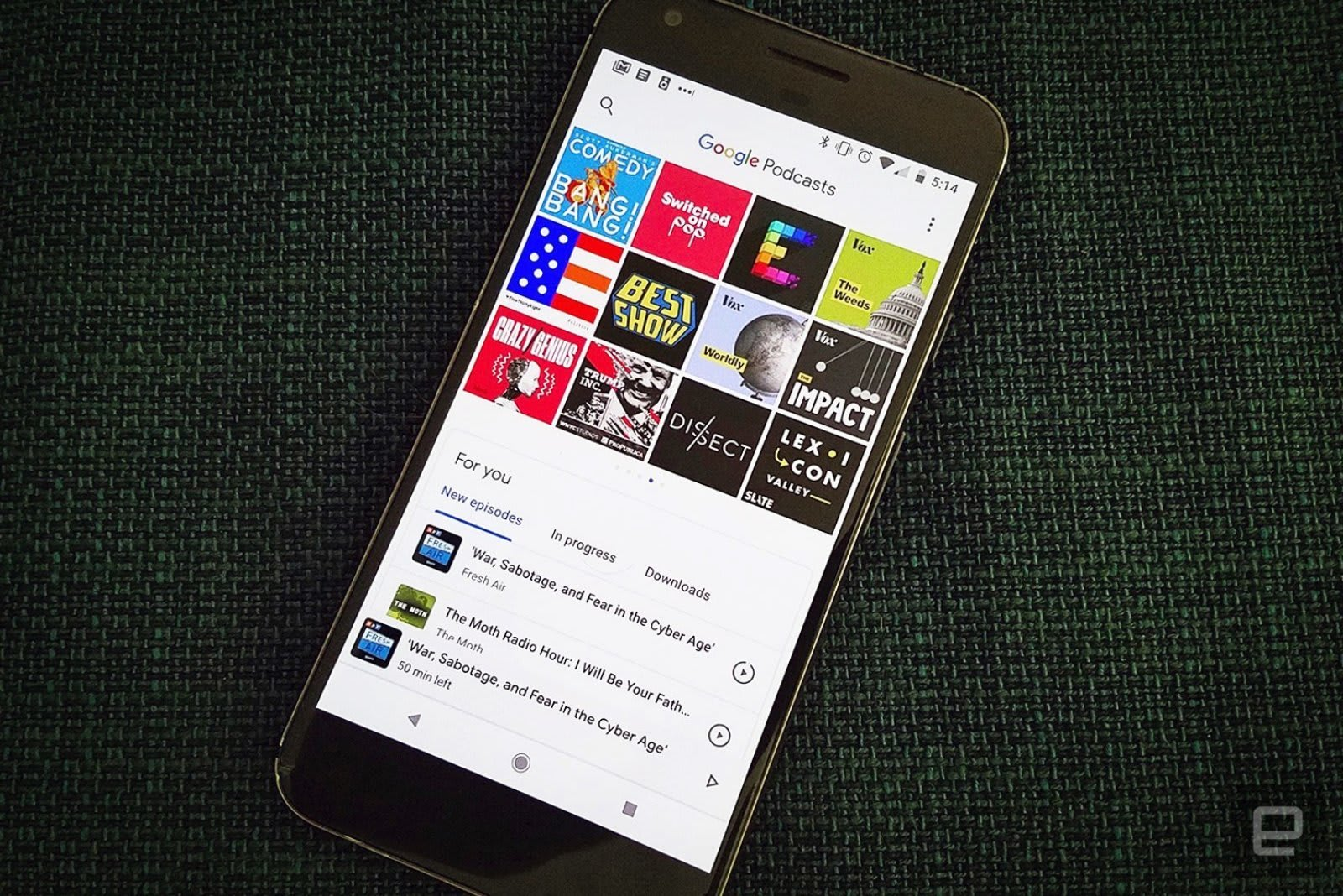 BBC removes its shows from Google's Podcasts app