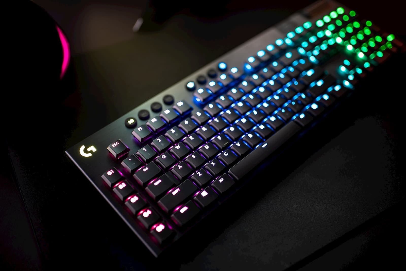 Logitech's new mechanical keyboards are 'more comfortable' to type on