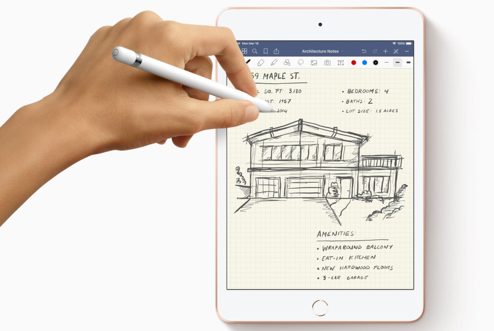 Apple's updated iPad Air and Mini support eSIMs
