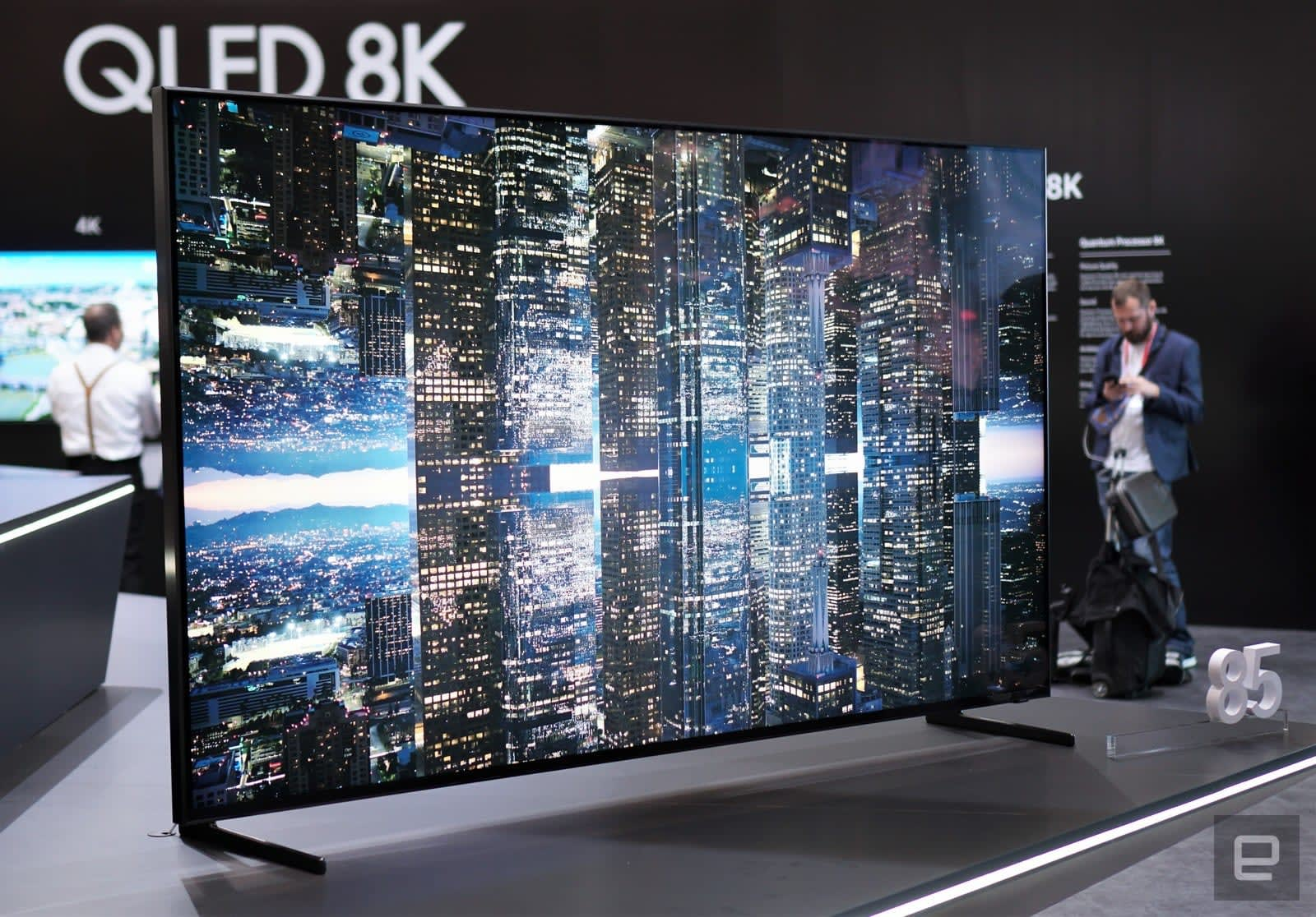 Samsung brings its HDR10+ tech to 8K TVs