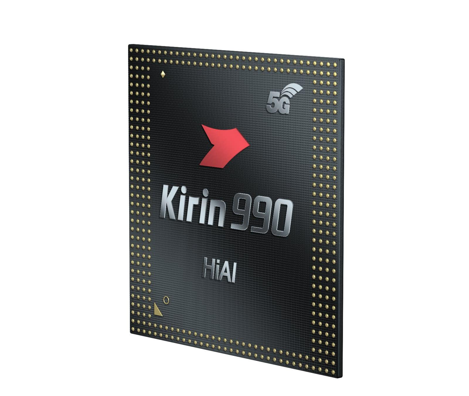 Huawei's Kirin 990 SoC