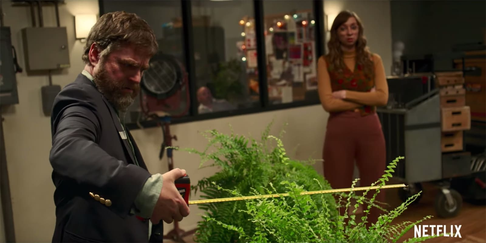 Netflix's 'Between Two Ferns' trailer looks as ridiculous as you'd expect