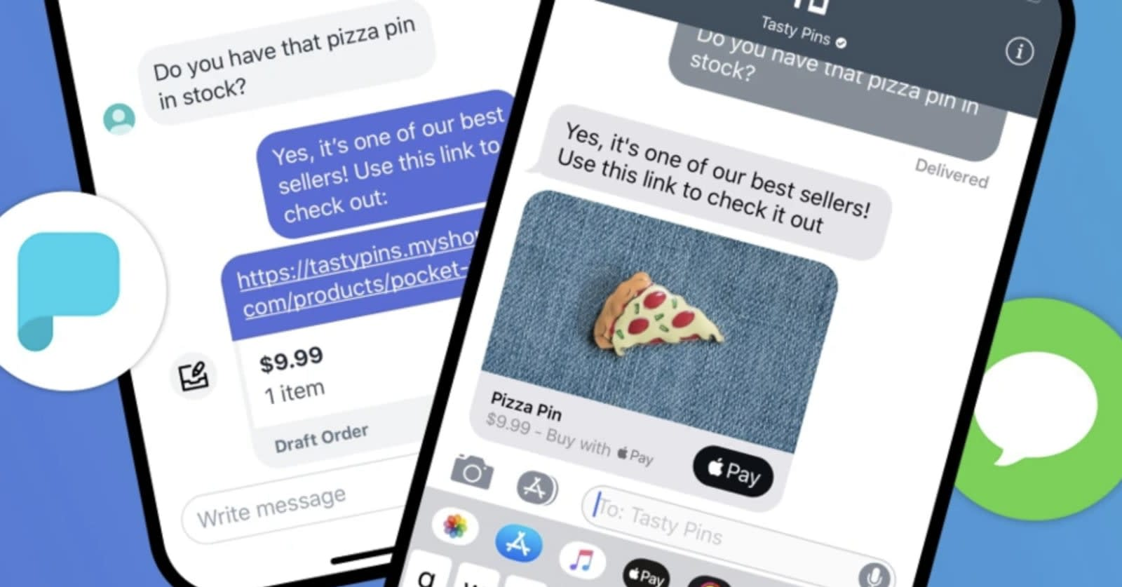 Apple will let Shopify store owners use iMessage customer support