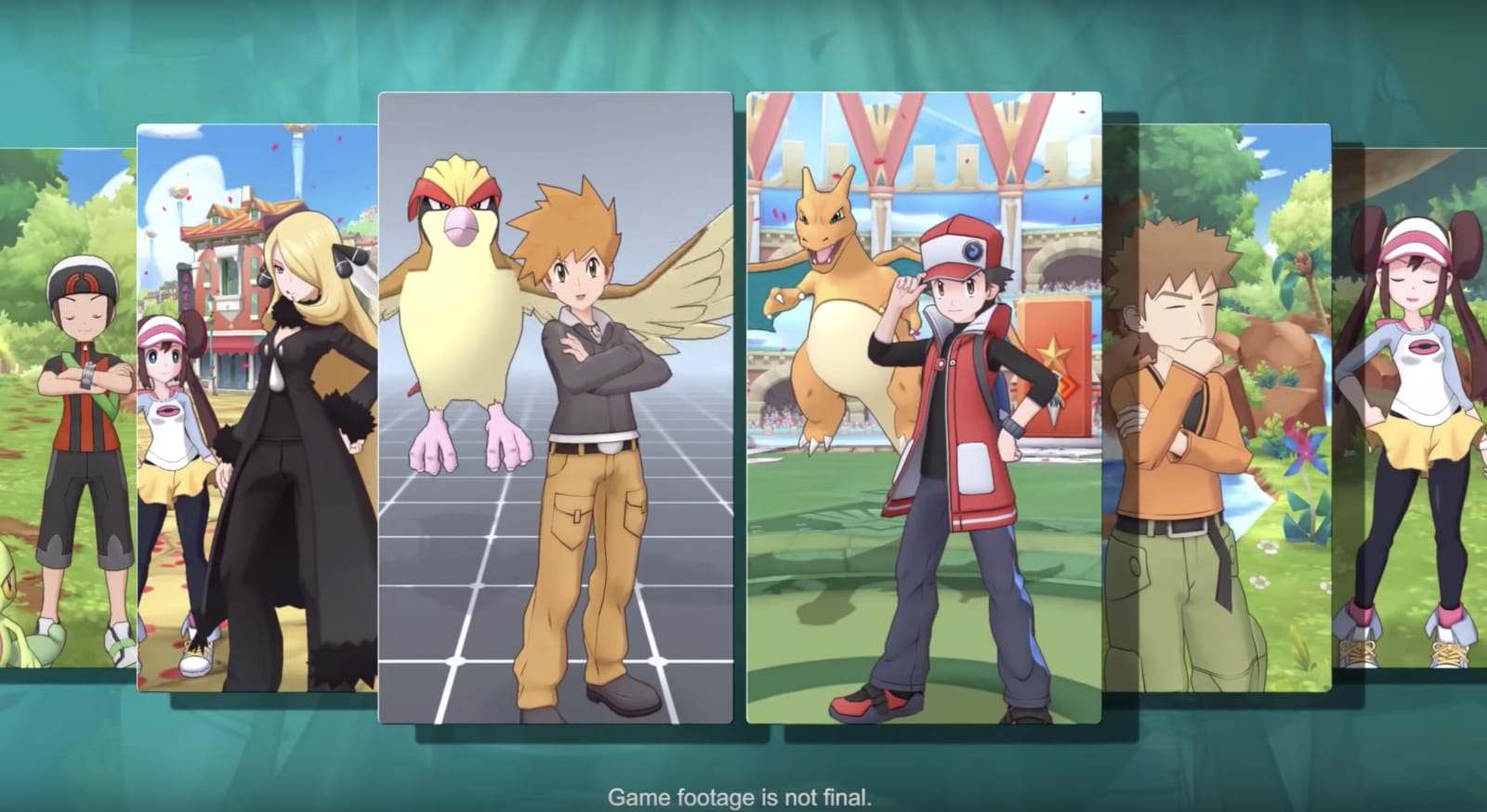 'Pokémon Masters' is pitting old trainers against each other this summer