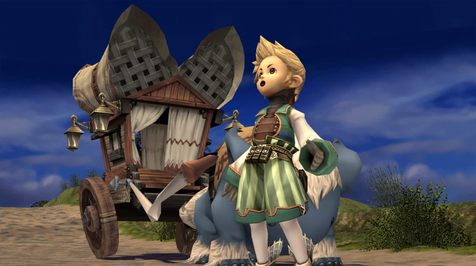Final Fantasy Crystal Chronicles' remaster arrives January