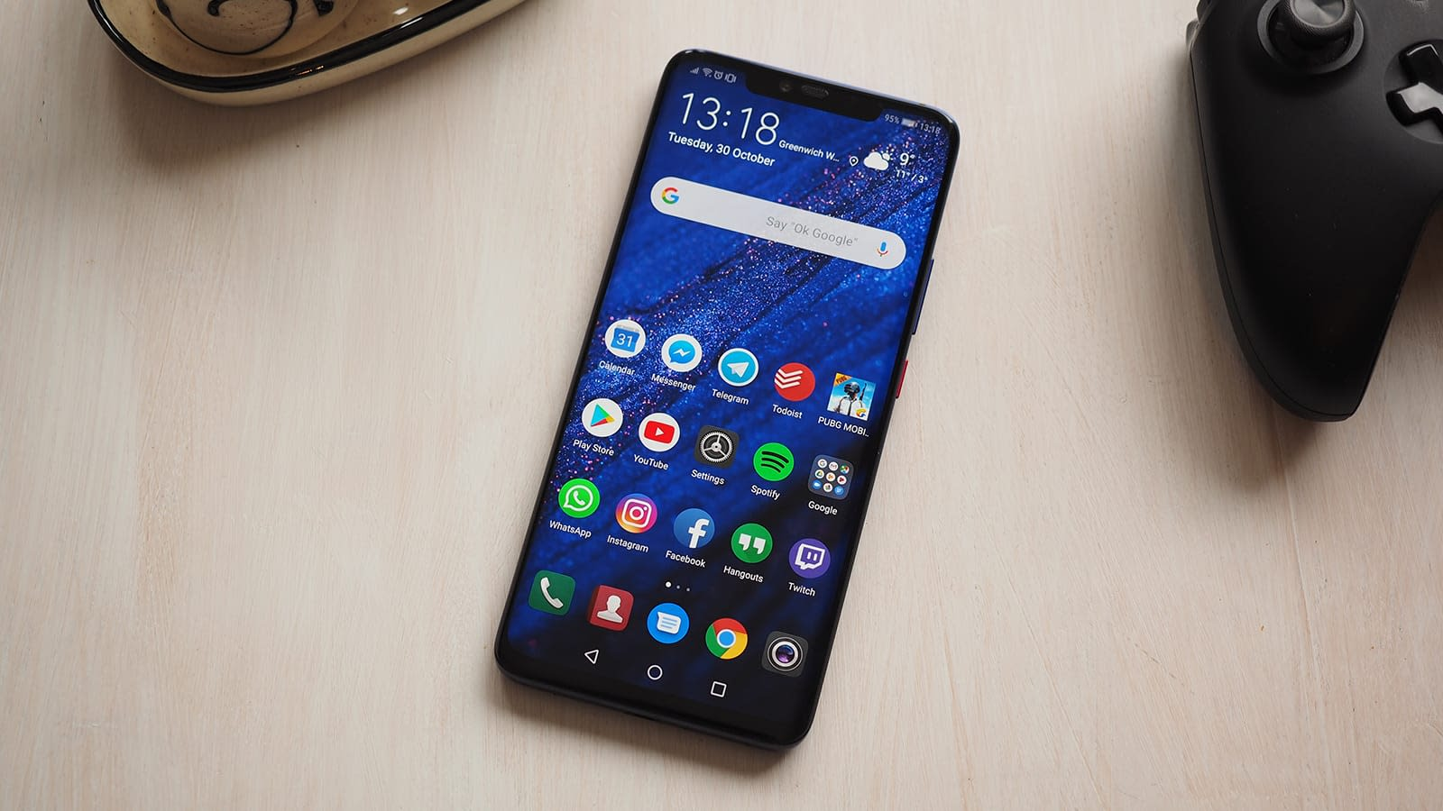 huawei p20 android 9 features