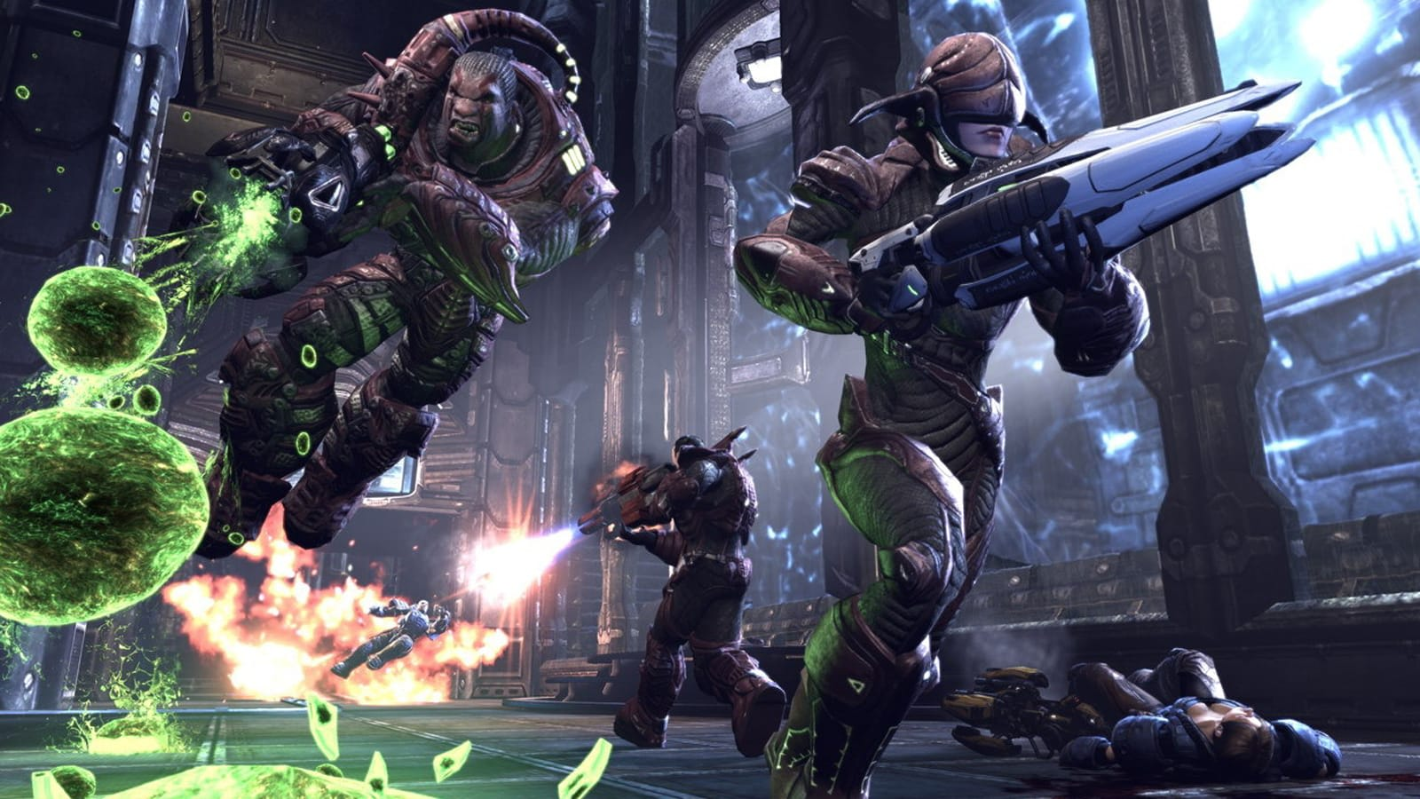 Epic stops work on 'Unreal Tournament' sequel because of 'Fortnite'