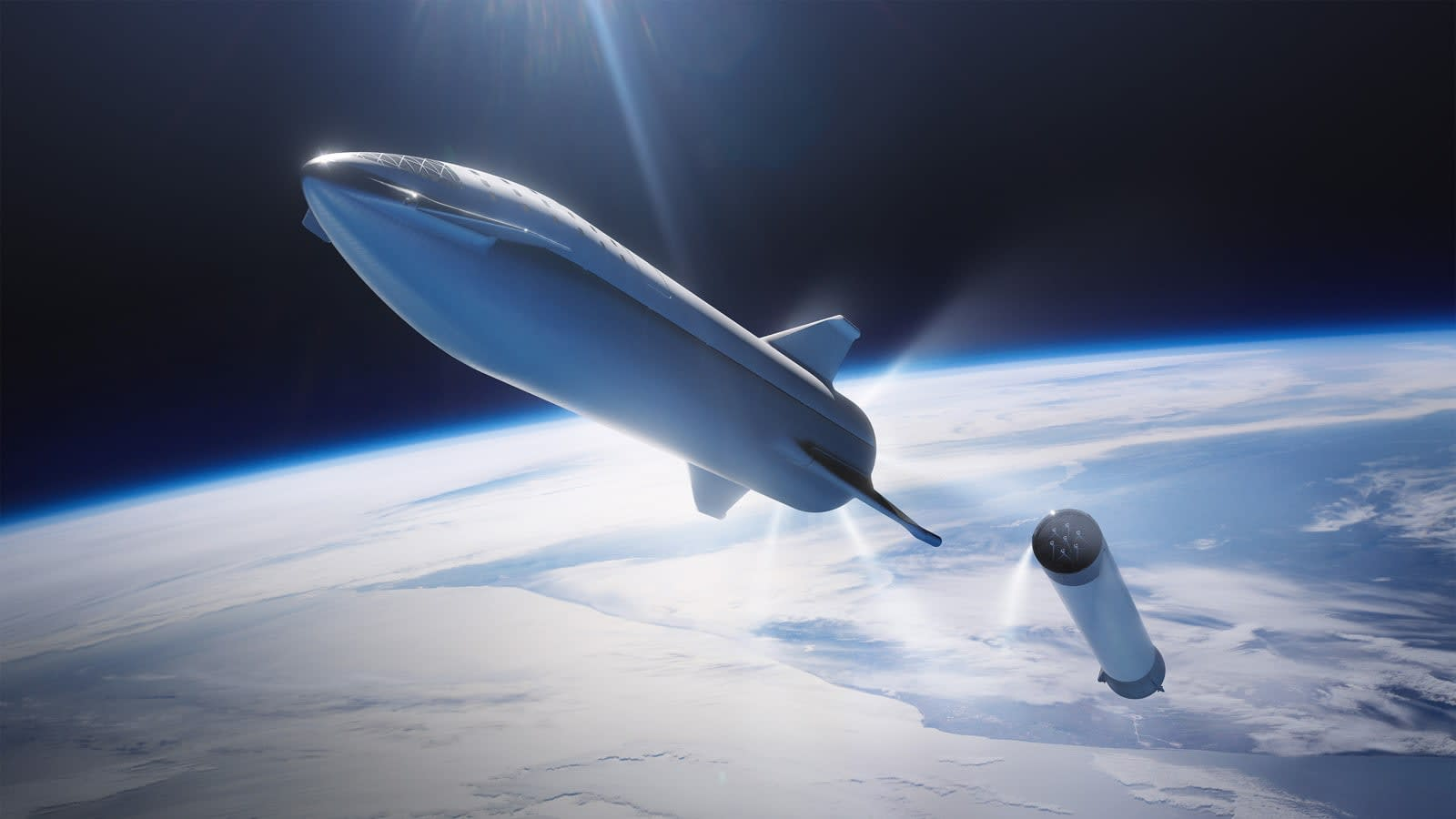 Spacex S Starship Test Vehicle Could Fly By April Engadget
