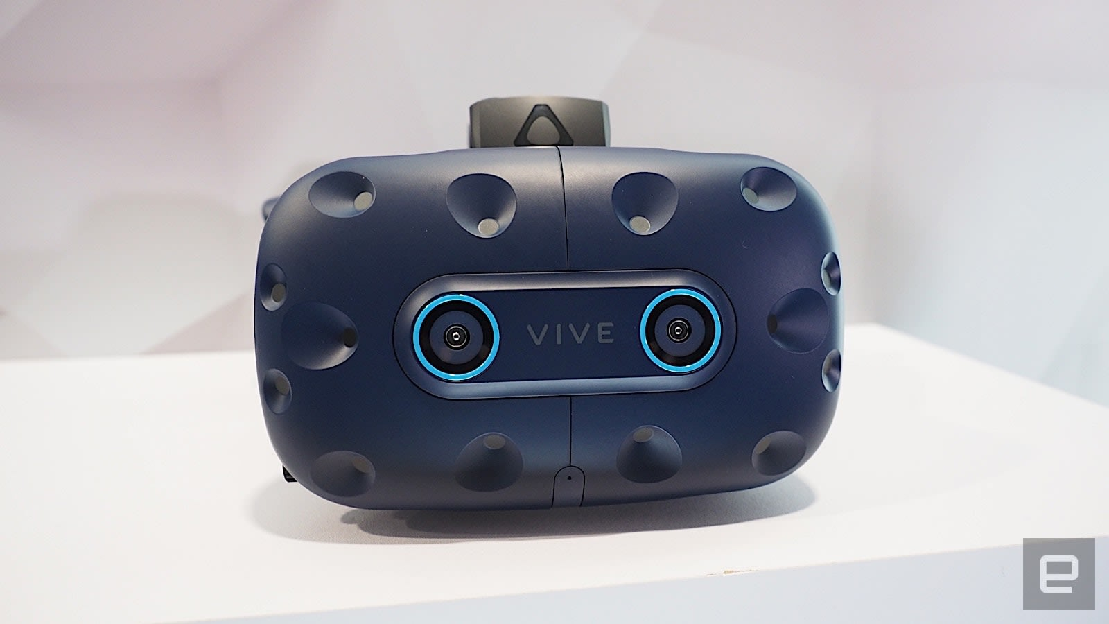 The Vive Pro Eye adds eyeball-tracking to HTC's VR headset line