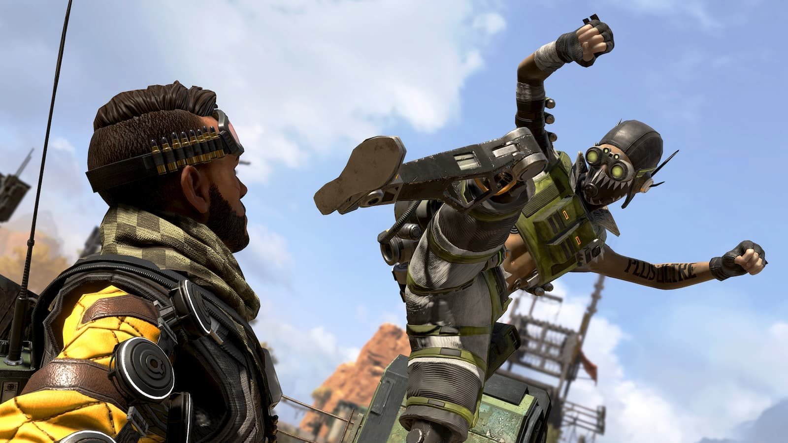 Apex Legends' has banned 500,000 accounts for cheating