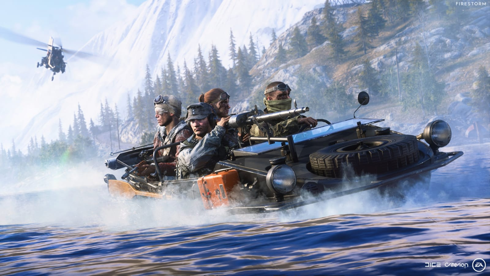 'Battlefield V' gameplay trailer shows its take on battle royale