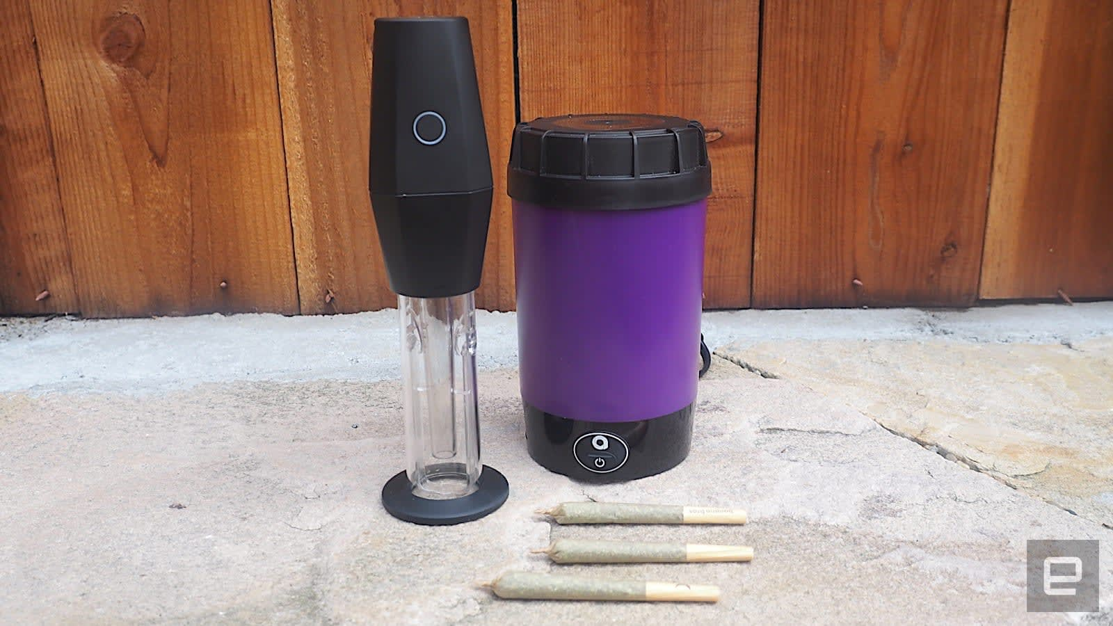 Have robots roll your joints and infuse your budder this High Stoner