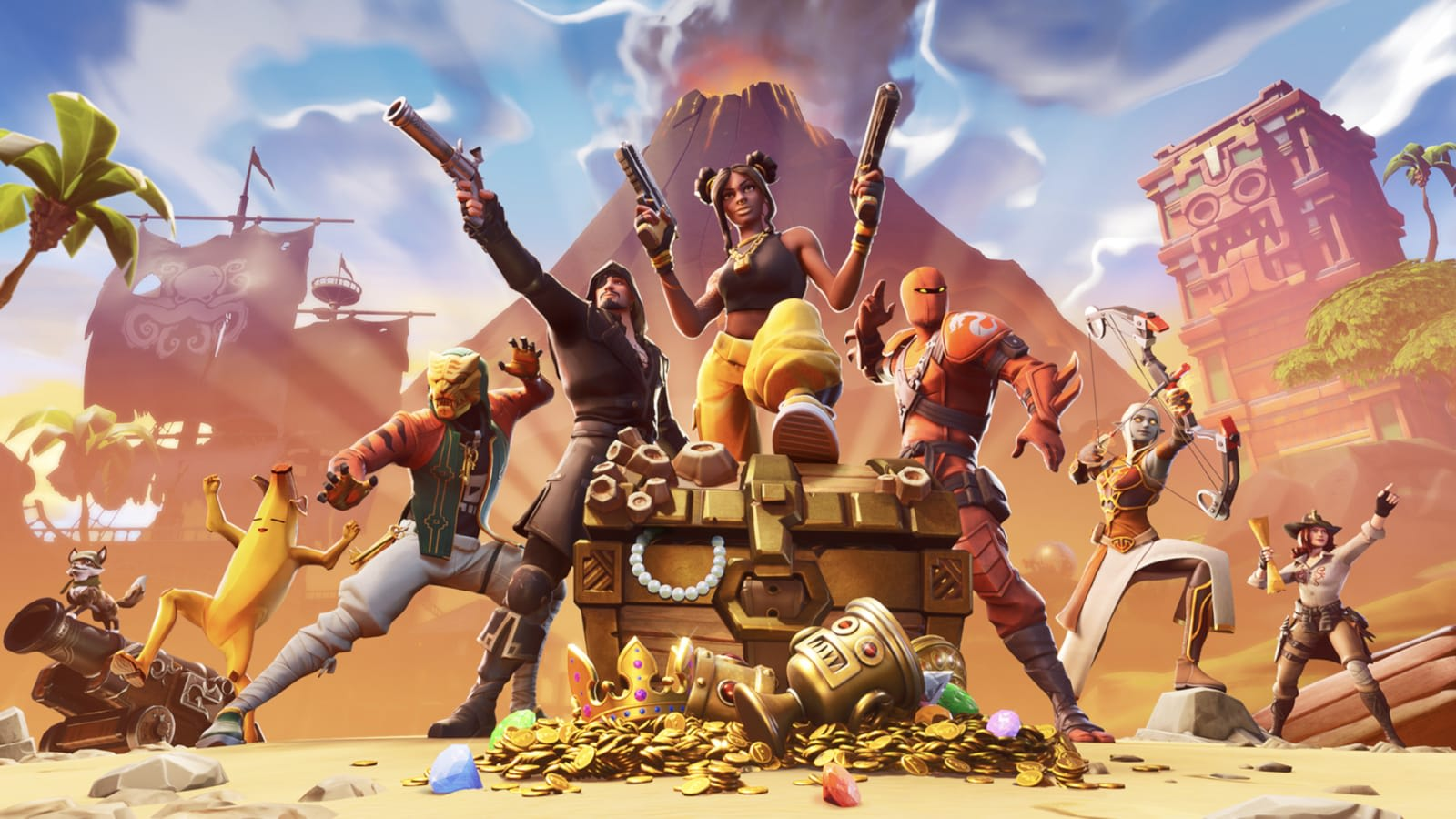 Epic Games will boost security with two-factor SMS and email