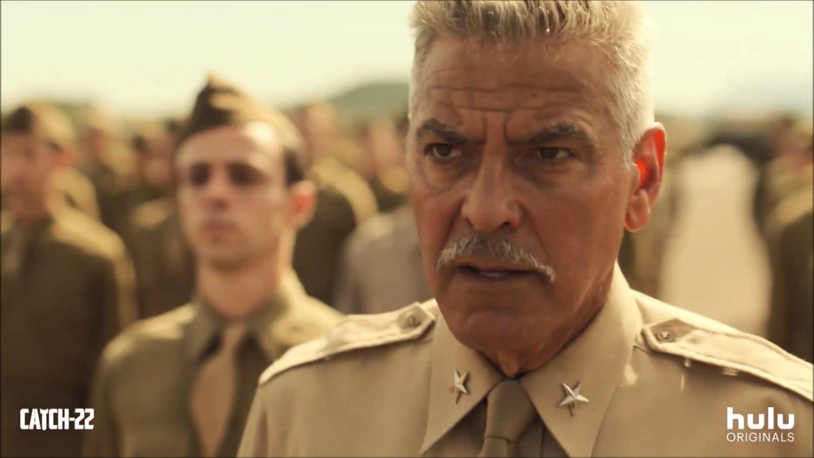 George Clooney, Hulu