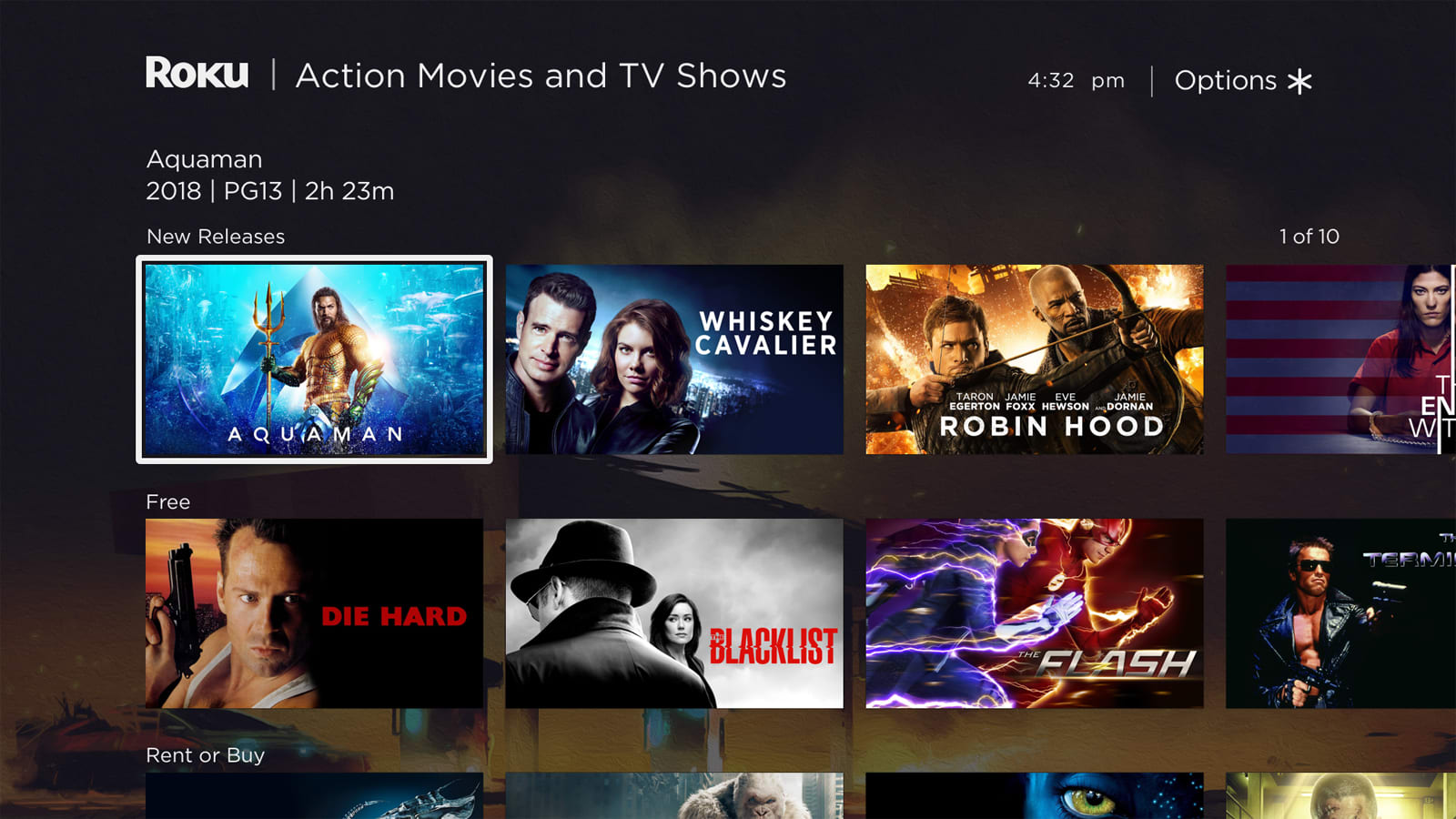 Roku saves you from signing into accounts on a new device