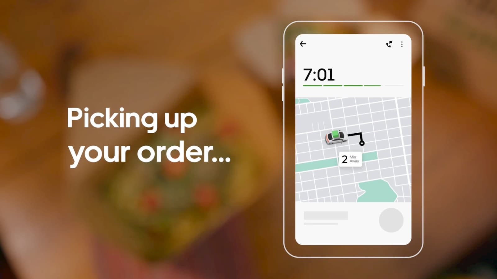 Uber Eats improves order tracking so you can see where your