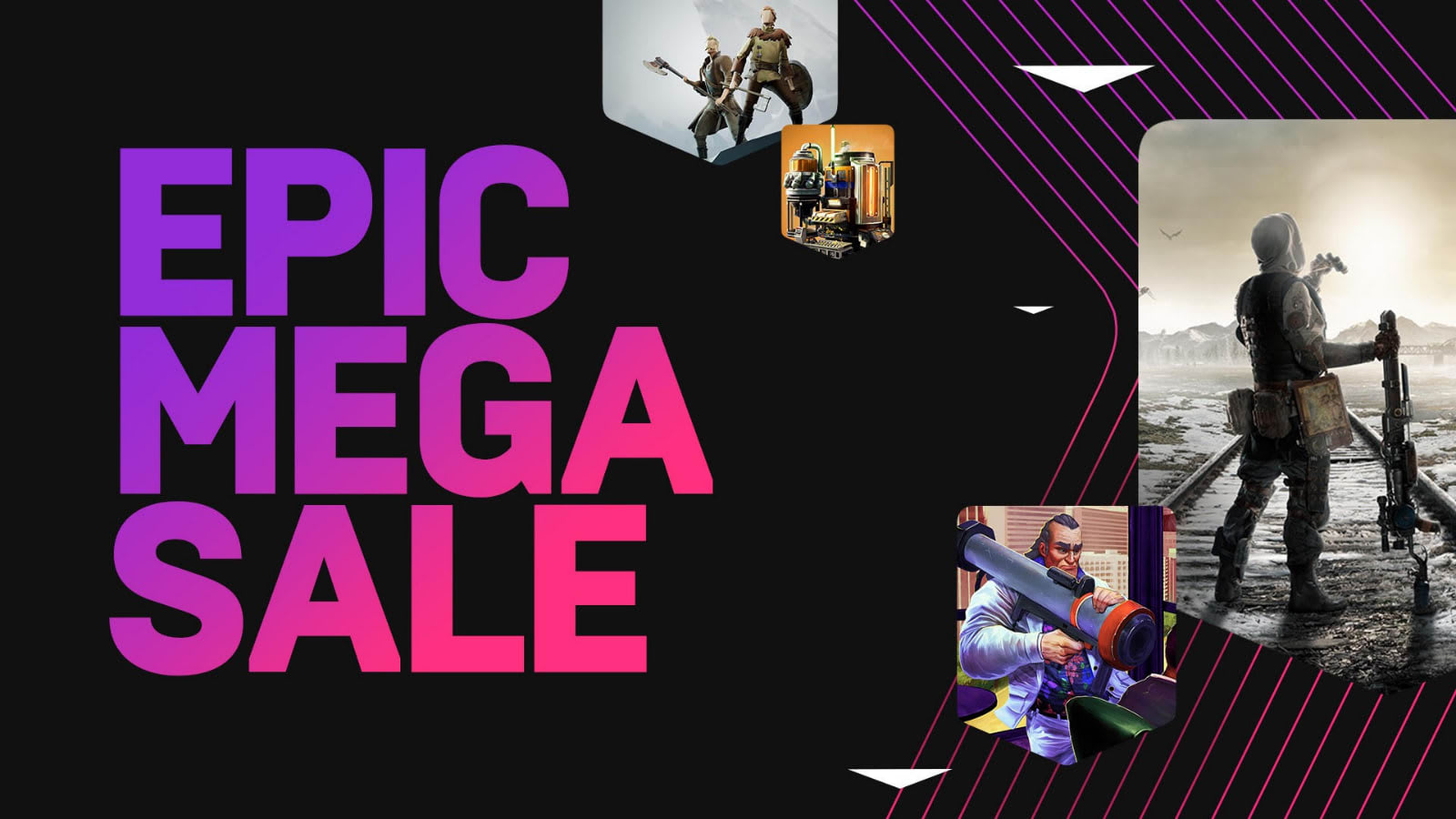 Epic Games offers up to 75 percent off select games in its