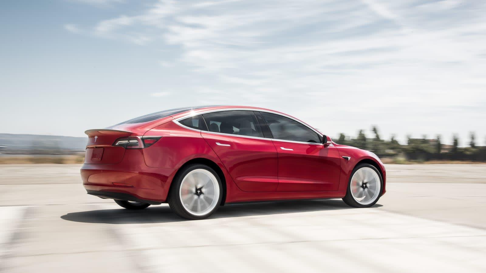 Tesla opens Model 3 orders in Australia, Japan and a few ...