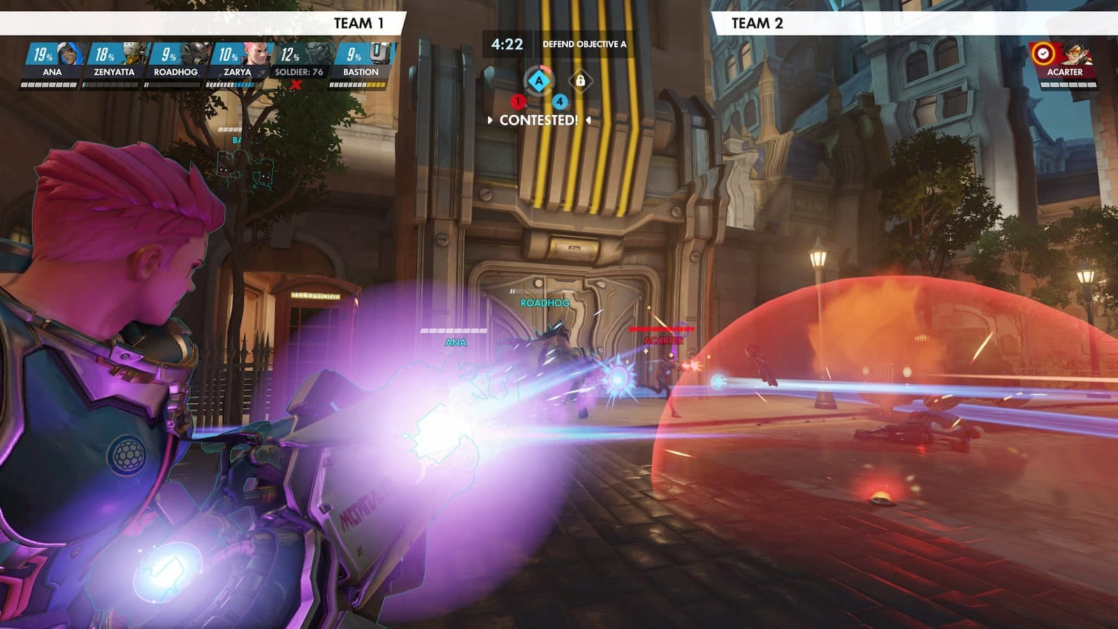 'Overwatch' will let you rewatch your matches from any angle