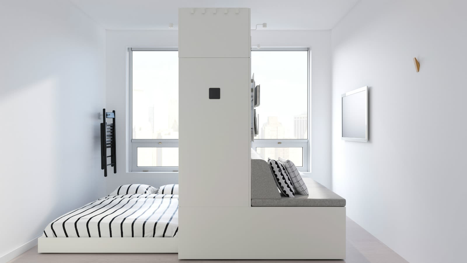 IKEA is working on robotic furniture for small apartments ...