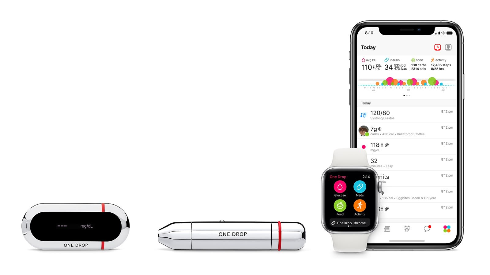 Apple starts selling diabetes monitors in its stores