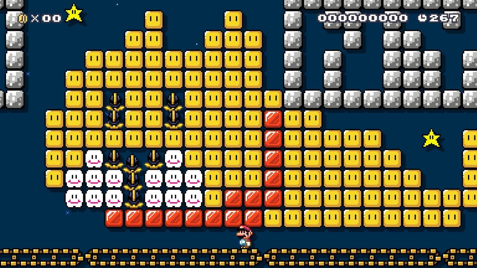 Nintendo lets you share twice as many 'Super Mario Maker 2