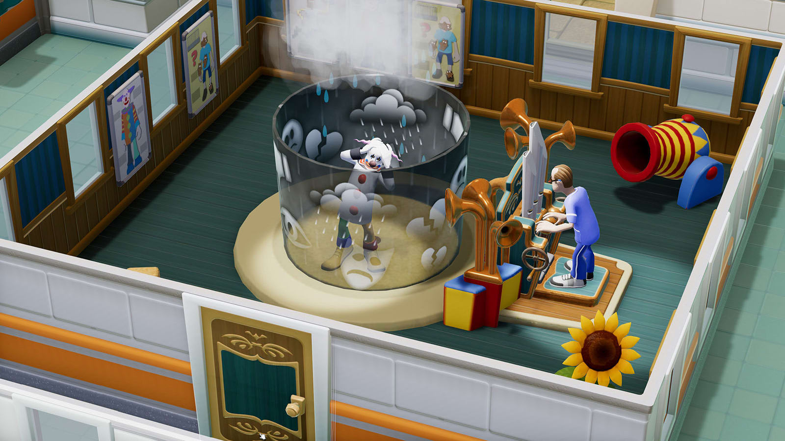 'Two Point Hospital' is coming to consoles in late 2019