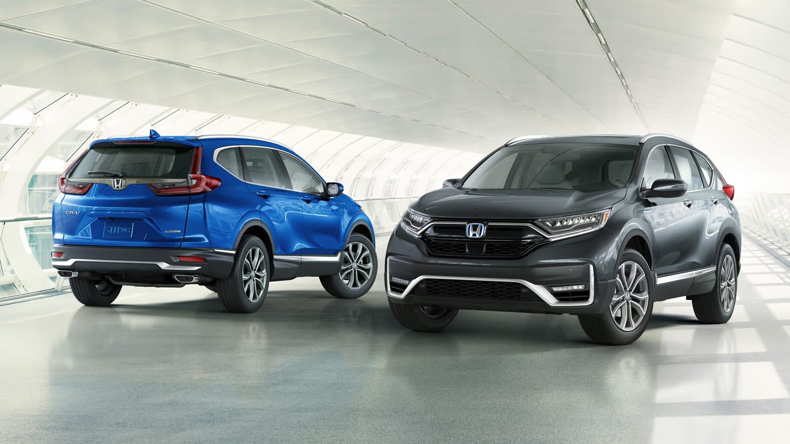Honda's first hybrid SUV for the US is the 2020 CR-V