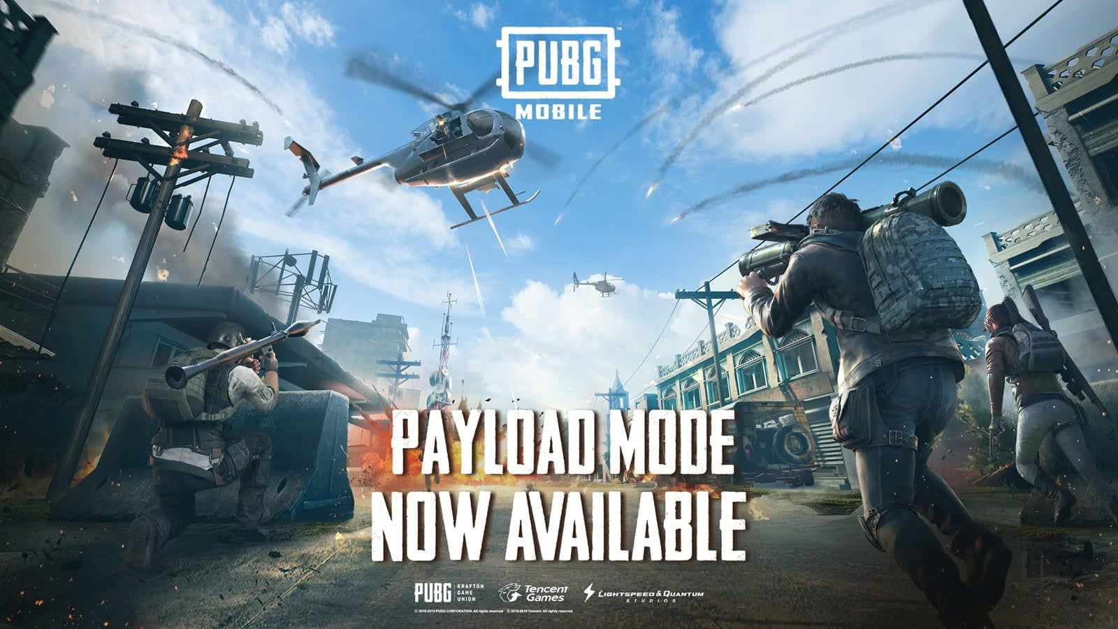 Pubg Mobile Payload Mode Adds Helicopters And Airstrikes