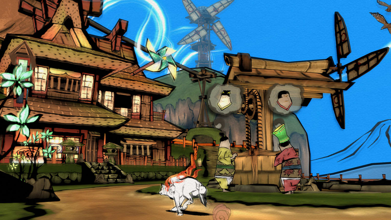 'Okami' veterans want to make a sequel