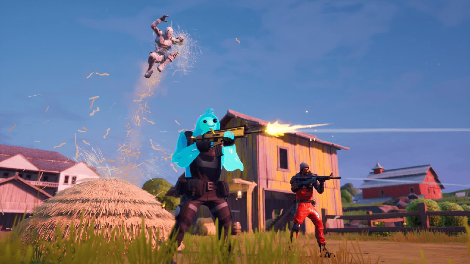 Fortnite' DirectX 12 update boosts performance on high-end