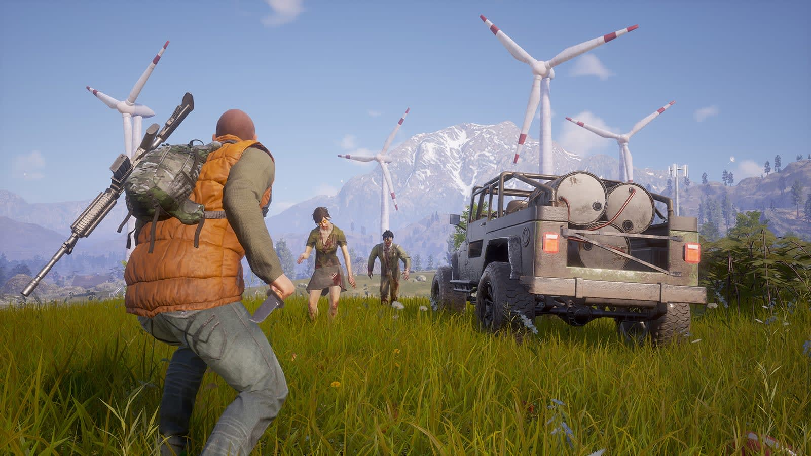 'State of Decay 2' brings zombie slaying to Steam in early 2020